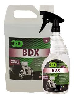 3d Bdx Descontaminador Ferrico Para Rines Y Pintura 24 Oz