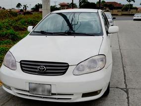 Toyota Corolla 1.8 Año 2004 Kilometraje Real