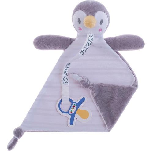 Naninha Pimpolho Bichinhos Pinguim