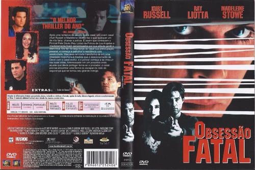 Dvd Obsessão Fatal(1992) Madeleine Stowe- Dublagem Clássica | Mercado Livre