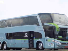 Ônibus Marcopolo G7 D D Scania K380 Seminvo Leito Cama