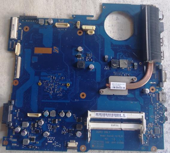 Placa Mae Samsung Rv415 Scala2_14/15_di - Usada