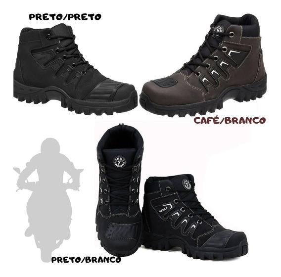 Kit De Botas Para Atacado Com 3 Pares De Sapatos Promoção Em Calçados De Motociclistas Em Franca / Sp Qualidade 100%