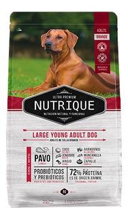 Nutrique Perro Adulto Joven Razas Grandes X 15 Kg