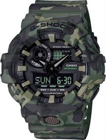 Relogio Masculino G-shock Ga-700cm-3adr - Casio - Original