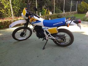 Xlx 250 R Ano 1988 - Unico Dono