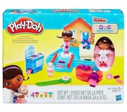 Play Doh Clinica Doctora Juguetes