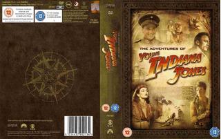 El Joven Indiana Jones: Cronicas - Completa 11dvd