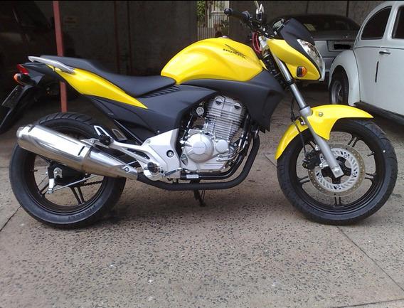 Cb 300 Amarelo