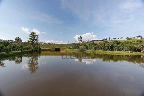 Terreno No Condomínio Pedra Alta Em Campinas - Te4042