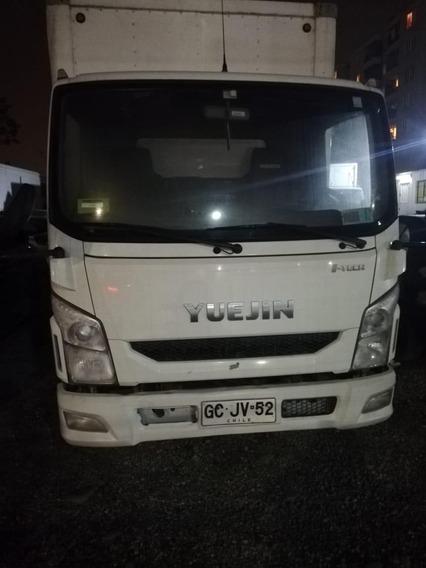 Vendo Camion Yuejin Fj 713 Furgon
