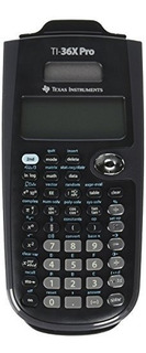 Calculadora Científica Texas Instruments Ti36x