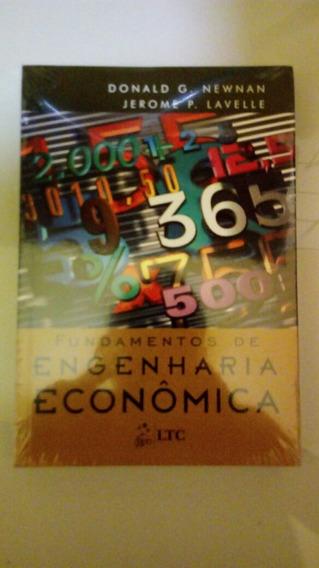 Livro Fundamentos De Engenharia Economica