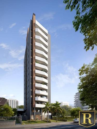 Apartamento Para Venda Em Guarapuava, Centro, 3 Dormitórios, 3 Suítes, 4 Banheiros, 3 Vagas - _2-1173269