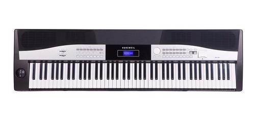 Piano Digital Kurzweil Ka110 88 Teclas Profesional En Stock