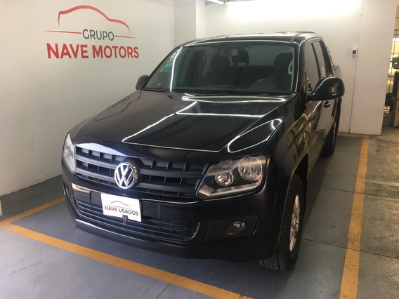Volkswagen Amarok Trendline 4x2 Tdi Mea