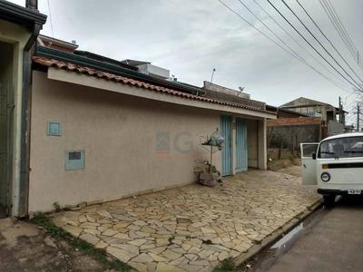 Casa Com 3 Dormitórios À Venda, 130 M² Por R$ 435.000 - Parque Jambeiro - Campinas/sp - Ca4933