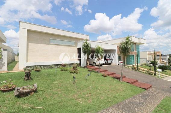 Casa Com 3 Dormitórios À Venda, 287 M² Por R$ 1.100.000,00 - Condomínio Do Lago - Goiânia/go - Ca0416