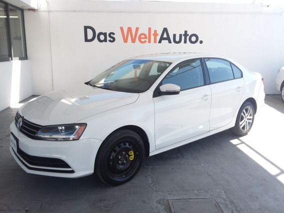 Volkswagen Jetta Trendline 2018 Tip 2 Años De Garantia