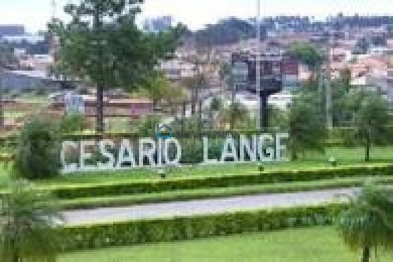 Terreno Na Cidade De Cesário Lange - Bi27281