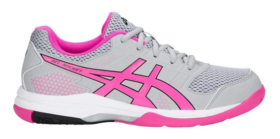 Tenis Asics Volleyball - Gel Rocket 8 - Para Dama