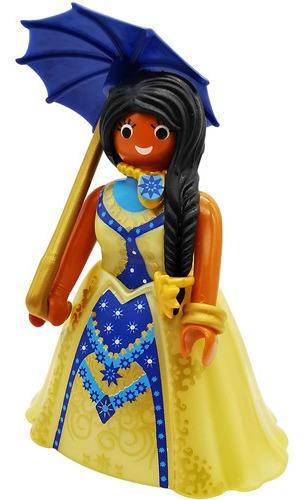 Princesa Hindú Serie 18 Figures Sobre Rosa Playmobil 70370
