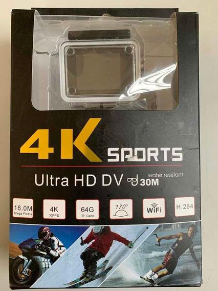 Câmera 4k Sports 16mp Ultra Hd Dv