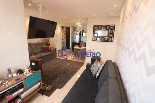 Apartamento Com 3 Dorms, Vila Rosália, Guarulhos - R$ 390 Mil, Cod: 6509 - V6509