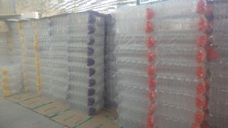 Botellas Plasticas Descartables, Pet 350ml