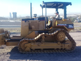 31) Topador Frontal / Tractor Orugas Caterpillar D5m Xl