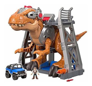 Mundo Jurasico Imagine-precio De Pescador, Dinosaurio T-rex
