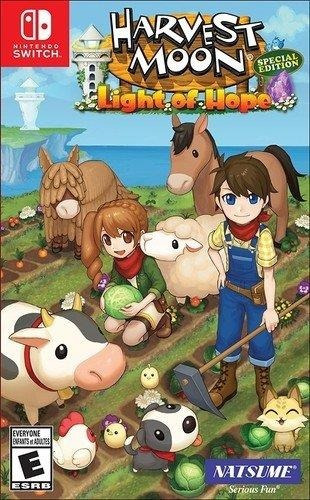Harvest Moon Light Of Hope Special Edition - Nintendo Switch