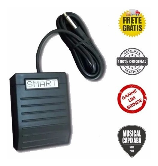 Pedal Smart Smps01 Sustain