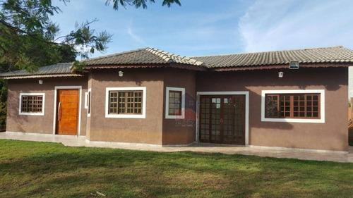 Casa Com 3 Dormitórios À Venda, 170 M² Por R$ 650.000 - Jardim Estância Brasil - Atibaia/sp - Ca0115