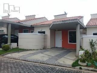Casa Com 3 Dormitórios À Venda, 95 M² Por R$ 350.000,00 - Condomínio Residencial Paineiras - Sorocaba/sp - Ca1492