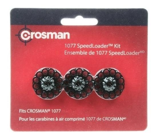 Cargadores Para Crosman 1077 3pz Co2