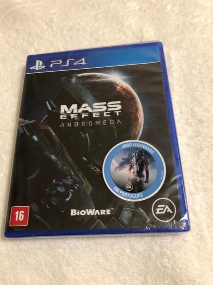 Mass Effect Andromeda - Lacrado De Fabrica - Com Legendas Pt