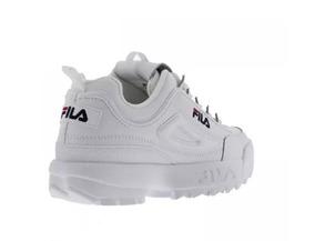 Tenis Sneaker Fila Unissex Promoção Em Até 12x