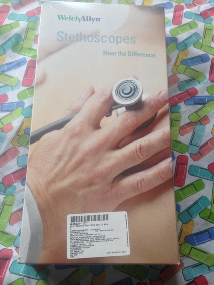 Estetoscopio Wech Allyn Spectrum Adulto En Color Azul