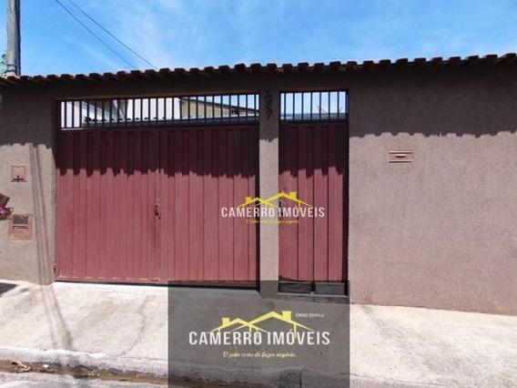 Casa No Jardim Da Paz, Para Locação - R$ 900,00 Reais - Ca1180