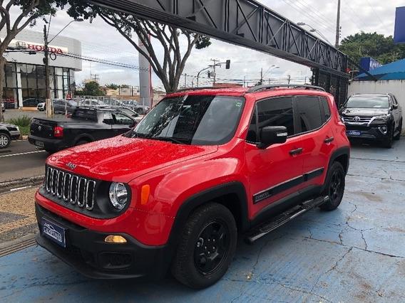 Jeep Renegade At