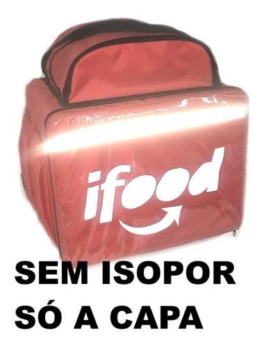 Mochila Ifood 45 Lts Sem Isopor - Original