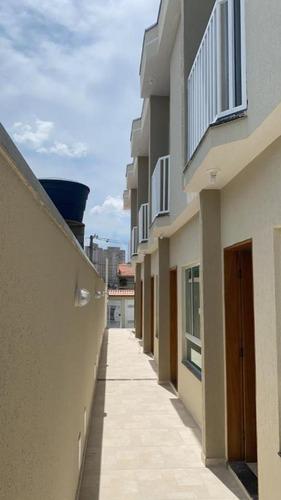Imagem 1 de 12 de Sobrado Para Venda Por R$265.000,00 Com 62m², 2 Dormitórios, 1 Vaga E 1 Banheiro - Ermelino Matarazzo, São Paulo / Sp - Bdi36200