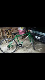Bicicleta Kimberbike,nueva