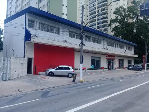 Prédio Comercial Para Aluguel, 22 Vagas, Brooklin Paulista - São Paulo/sp - 8578
