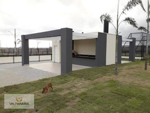 Imagem 1 de 12 de Terreno À Venda, 250 M² Por R$ 229.000,00 - Floresta - São José Dos Campos/sp - Te0055