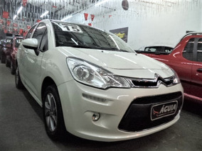 Citroen C3 Attraction 1.5 Flex 2015 Completo + Única Dona!!!