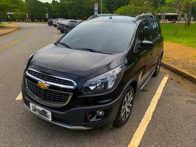 Chevrolet Spin Preto Ouro Negro2018 1.8 Activ 8v Flex 4p Aut