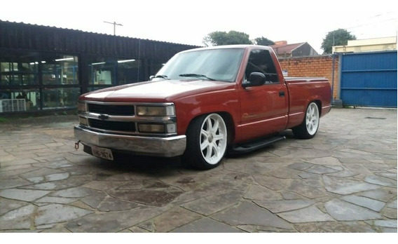Chevrolet Silverado 4.1 Mpfi 4x2 Cs 18v Gasolina 2p Manual