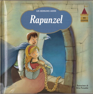 Cuentos Infantiles Clásicos. Tapa Dura - Rapunzel